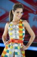 Cheryl Cole Tweedy Colour Dress