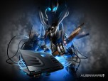 Alienware Wallpaper Machine