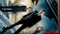 Inception Movie Leonardo Dicaprio City