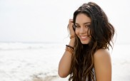 Vanessa Hudgens Beach Hair