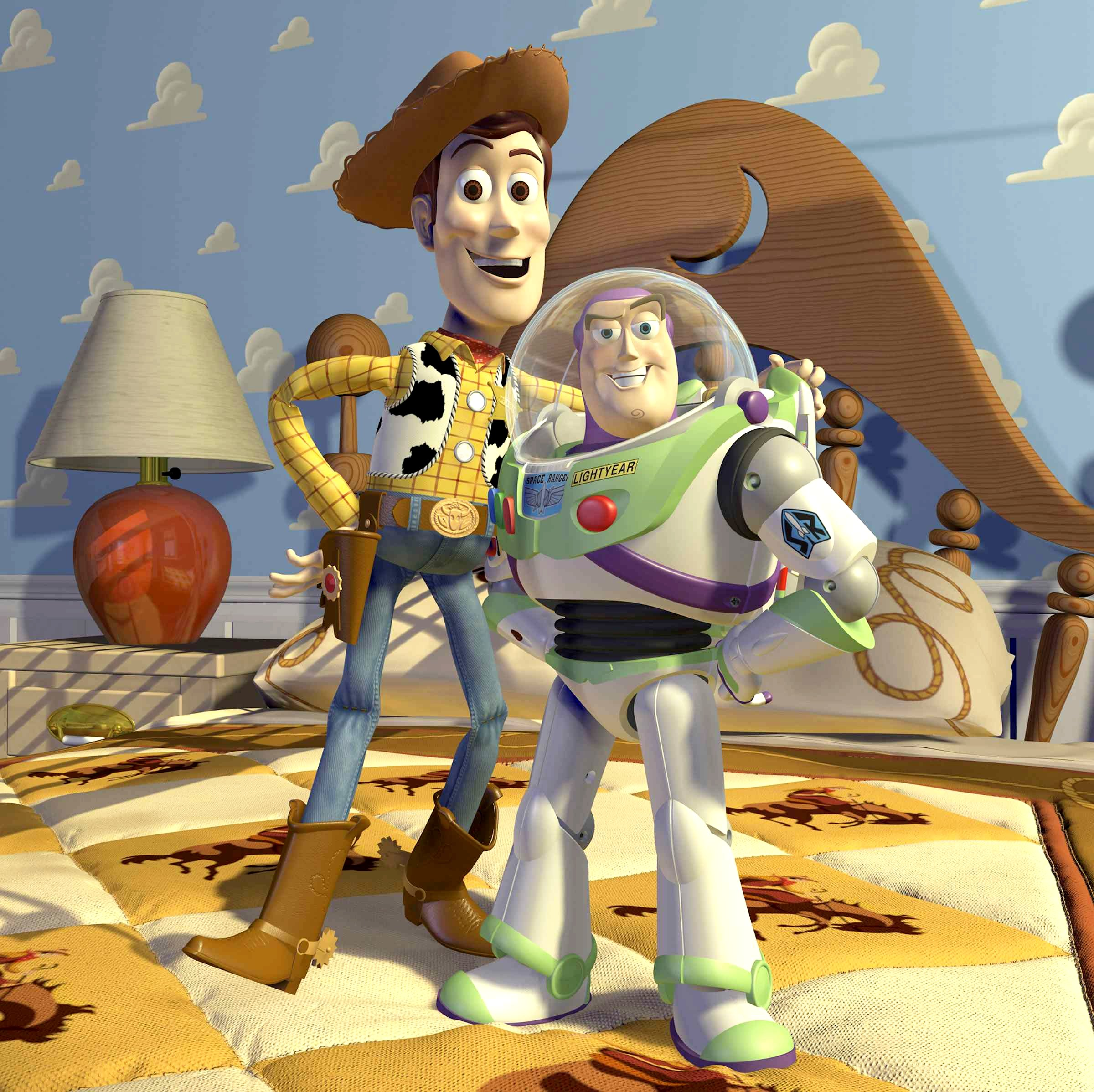 Toy Story 3 Woody and Buzz Wallpaper, Desktop, HD, Free ...