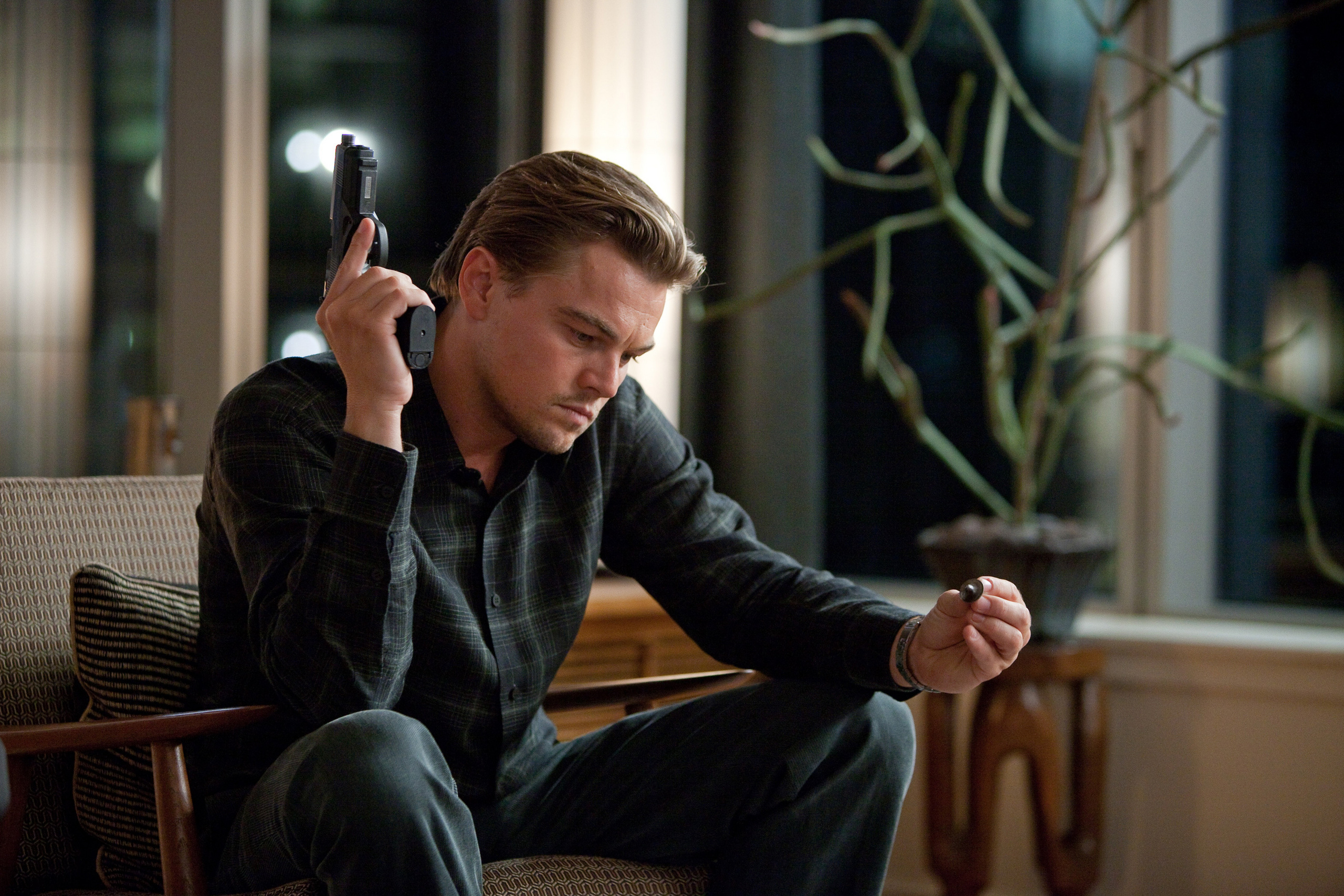 Inception Movie Leonardo Dicaprio Gun Wallpaper, Desktop ... Leonardo Dicaprio Movies